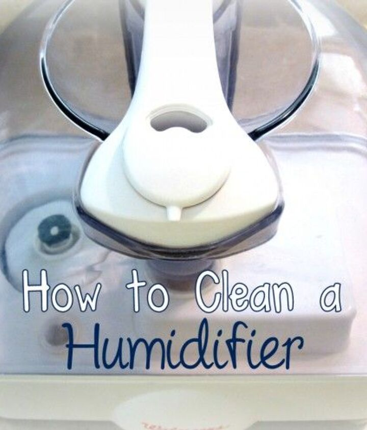 Cleaning a Humidifier (Anna M)