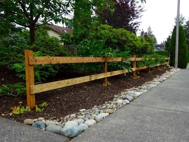 How to Build a Wood Fence (Single Girl's DIY)