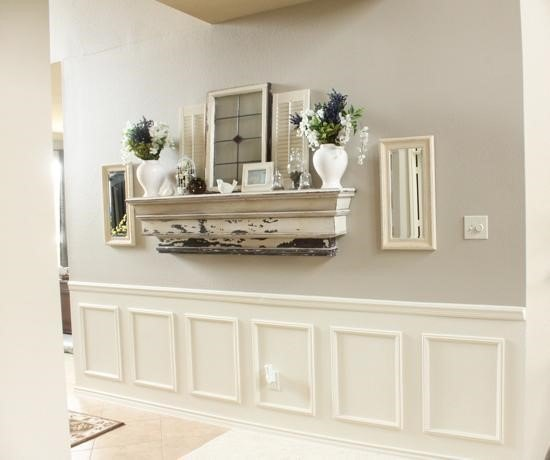 Wainscoting (Decorchick!)