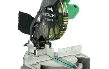 Hitachi Miter Saw Review: A Precise and Powerful Yet Affordable Saw