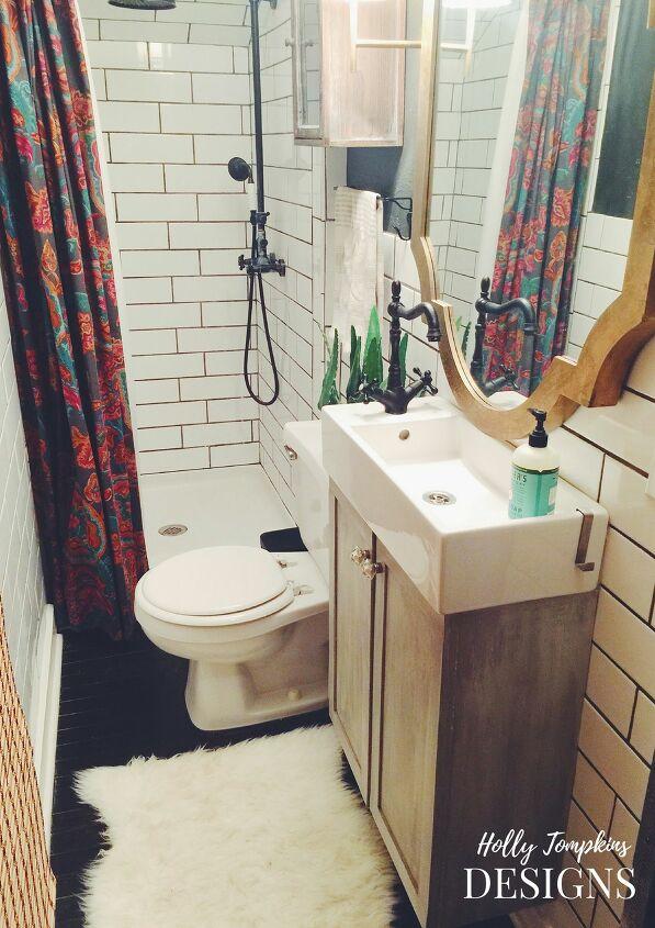 s 11 breathtaking bathroom decor ideas tricks to freshen up your home, The Best Farmhouse Bathroom Decor