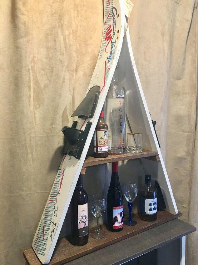 ski shelf