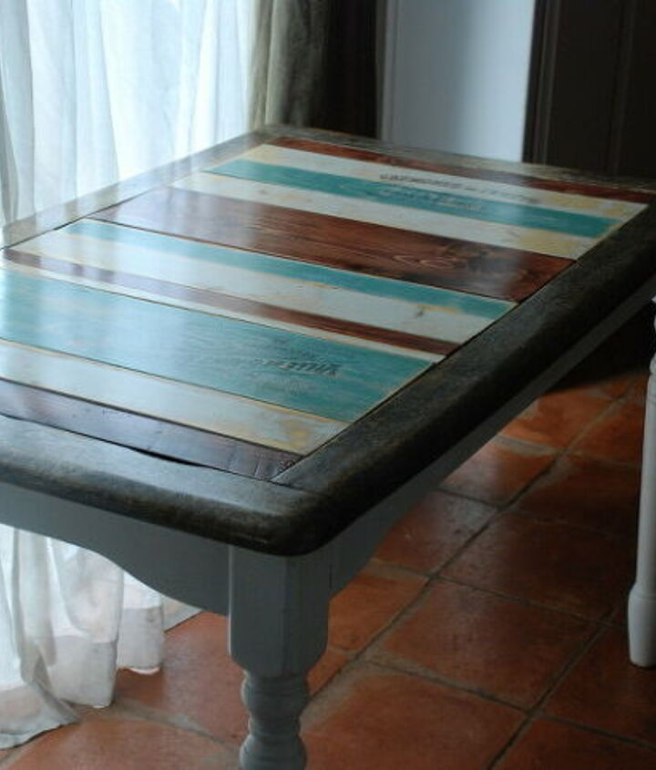 s 12 gorgeous ways to add character to your home with diy farmhouse deco, Terrific Tables Farmhouse Decor You Can Eat From