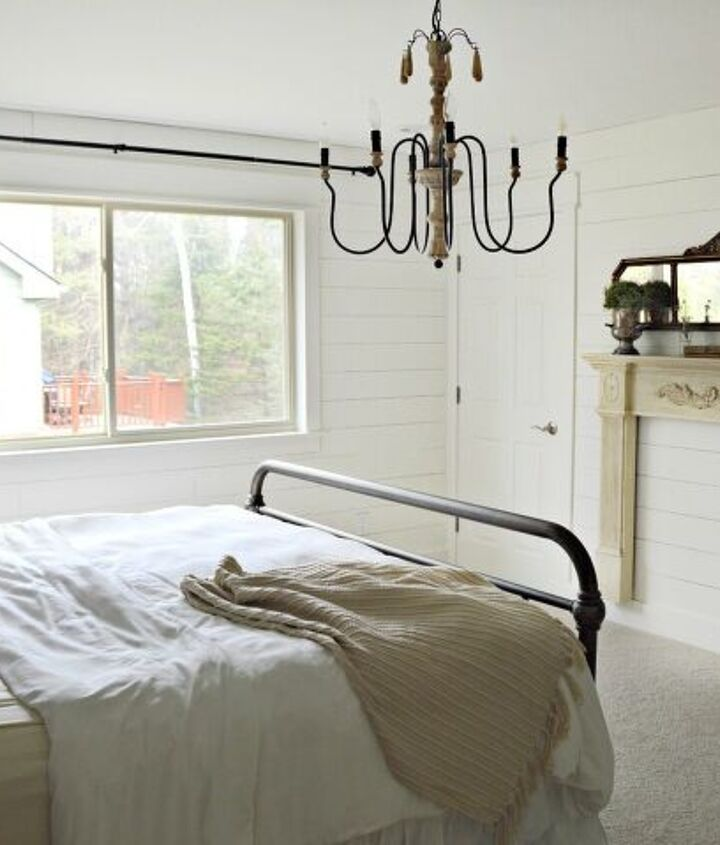 s 12 gorgeous ways to add character to your home with diy farmhouse deco, Brilliant Bedroom Farmhouse D cor