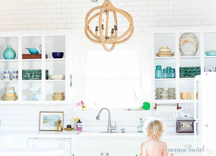 s 12 gorgeous ways to add character to your home with diy farmhouse deco, The Finest Farmhouse Kitchen Decor