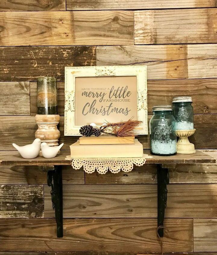 s 12 gorgeous ways to add character to your home with diy farmhouse deco, Charming Rustic Farmhouse Decor Designs