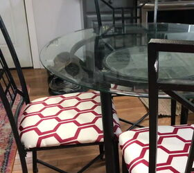 Surprising Reupholster Your Dining Room Chairs Hometalk Unemploymentrelief Wooden Chair Designs For Living Room Unemploymentrelieforg