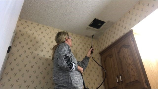 How To Remove Popcorn Ceilings Easily And Efficiently Hometalk
