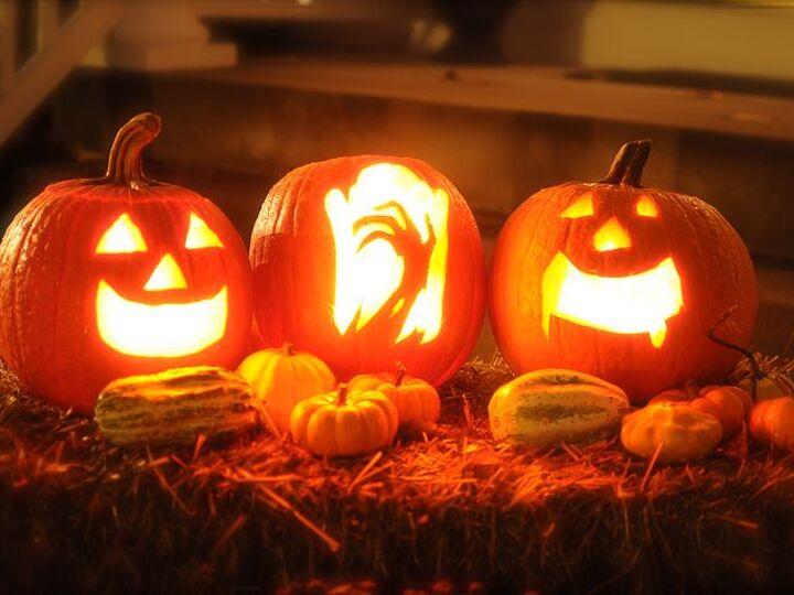 16 Creative Pumpkin Carving Ideas