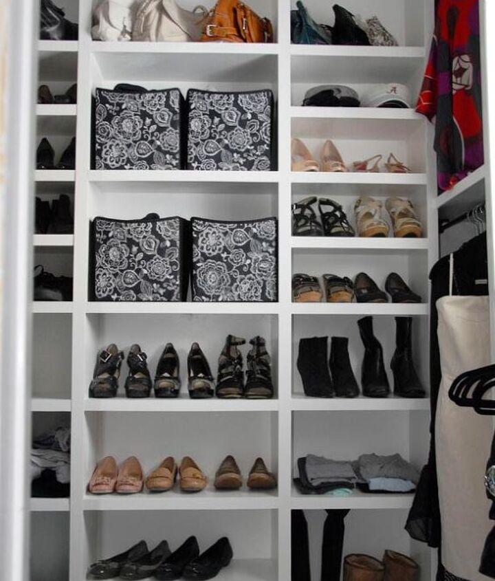 Small Closet Organizer