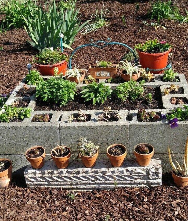 cheap raised garden beds ideas
