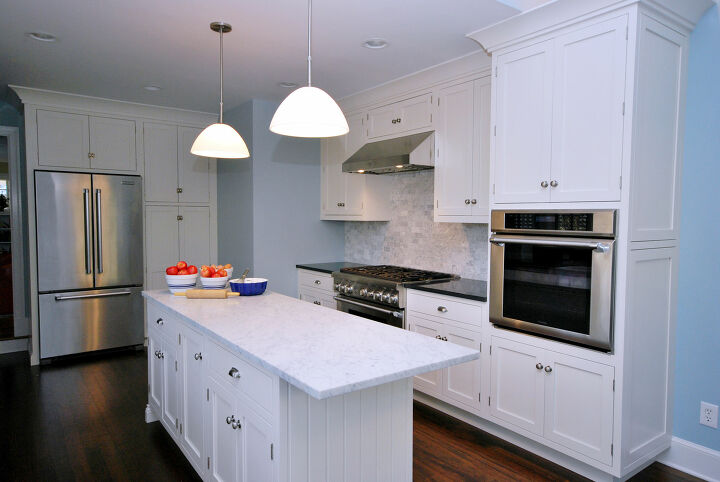 s white cabinet makeovers, Why White Cabinets