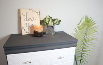 Simple Bedroom Update on a $50 Budget