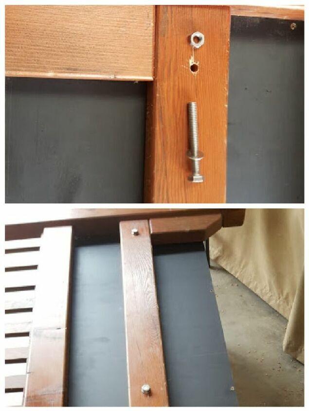 Headboard Bench With Storage
