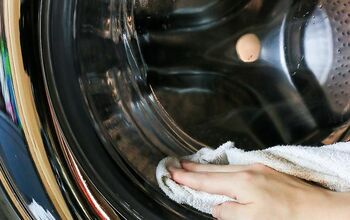 Washing Machine Cleaning Tutorial
