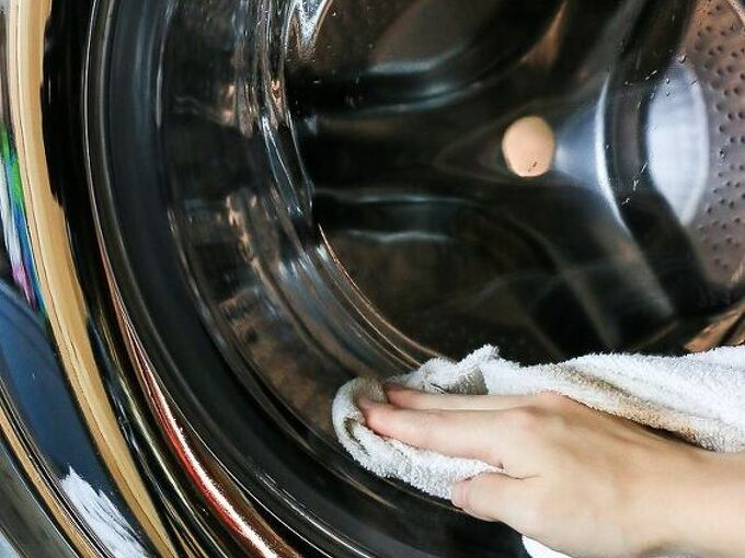 washing machine cleaning tutorial