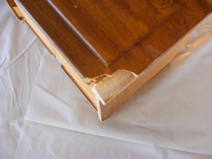 Refinishing Wood Furniture (Choochi Pearson)