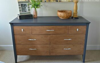 13 Mid-Century Furniture Makeovers to Thrill Your Inner Vintage-Lover