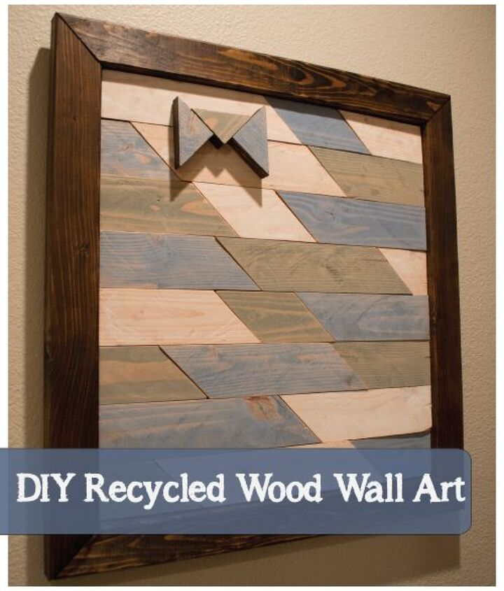 Wood Art Wall Decor