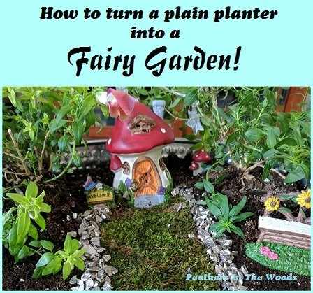 s fairy garden ideas, How to Plant the Perfect Fairy Garden