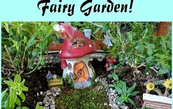 14 Impossibly Cute Fairy Garden Ideas That Will Bring Some Magic to Yo