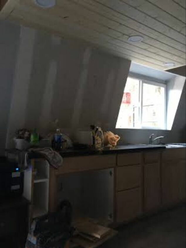 q how do i correct my kitchen cabinets that were put in too high