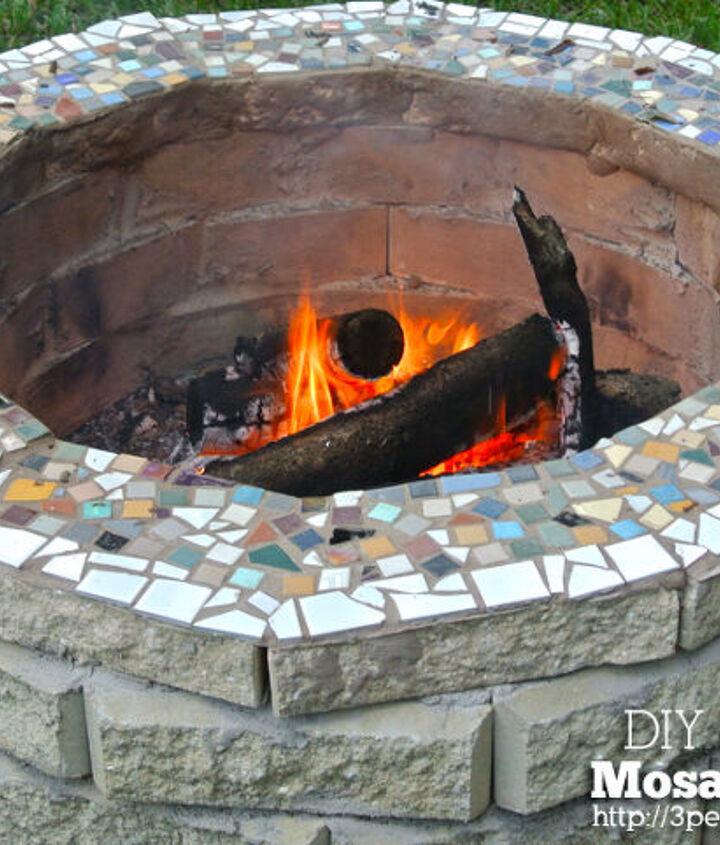 s fire pit ideas, Delightful DIY Fire Pit