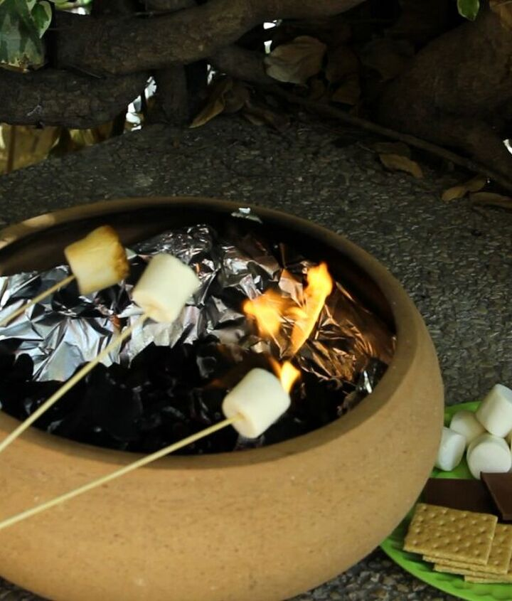 s fire pit ideas, Smoking Hot Portable Fire Pit