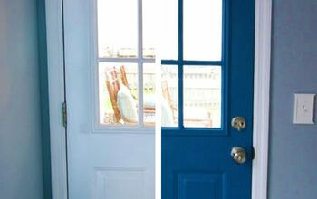 How to Paint a Door With a Paint Sprayer