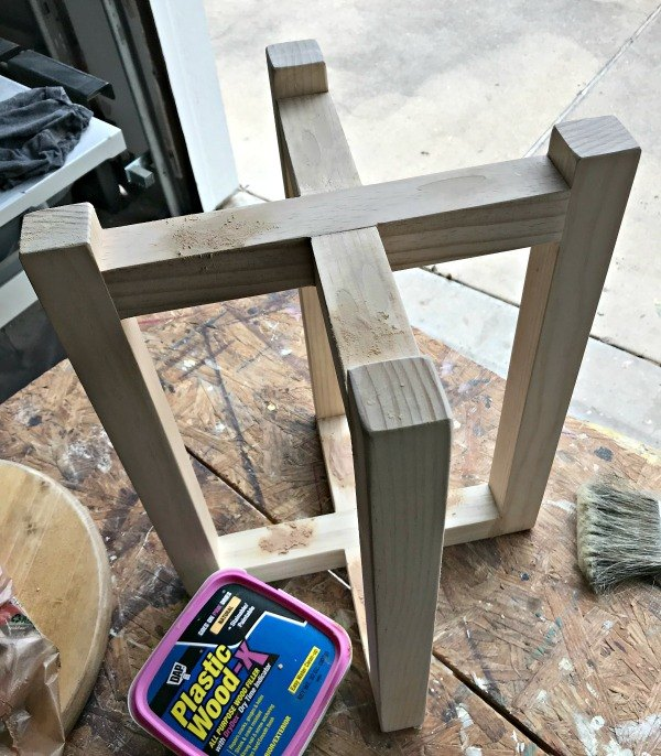 build this simple 20 stool or side table