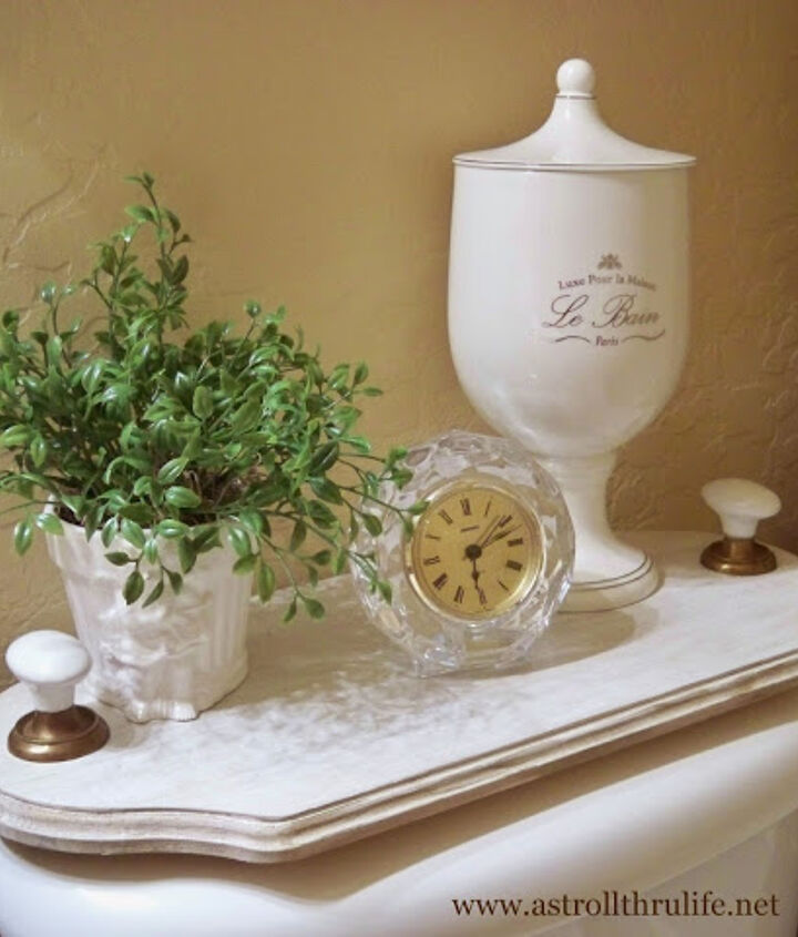 s easy diy projects, Extra Storage in the Bathroom