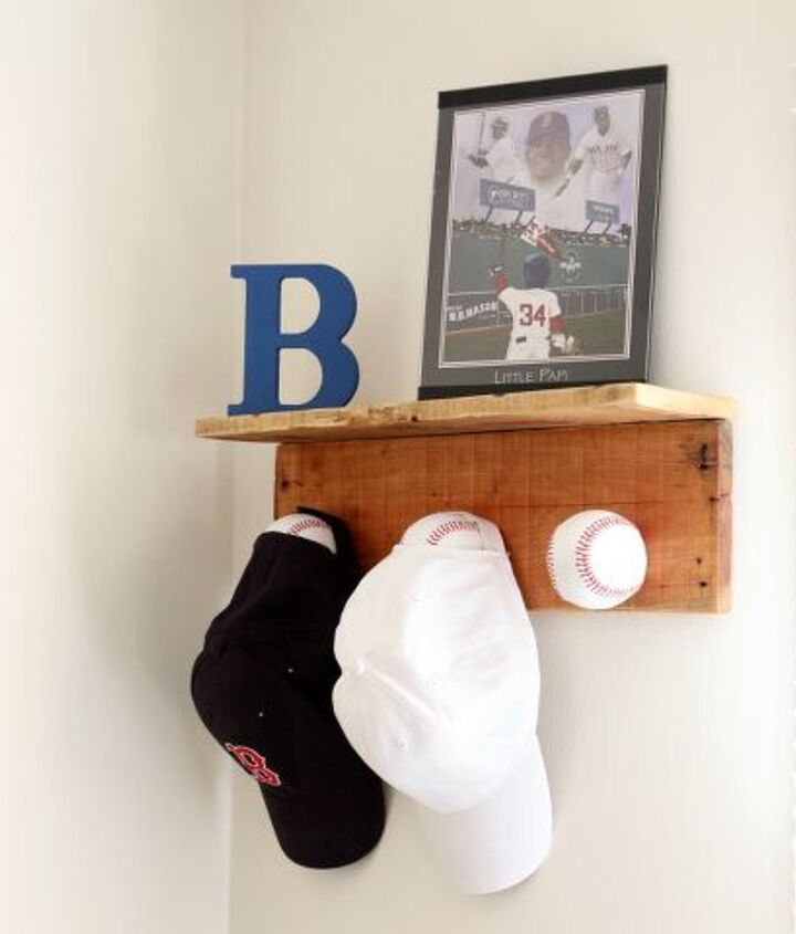 s easy diy projects, A DIY for the Kid who Loves Baseball