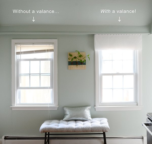 s easy diy projects, Adding Style With Window Valances