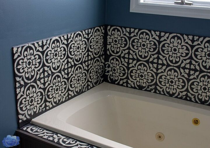 10 Beautiful Bathroom Tile Ideas And Diy Tips Hometalk
