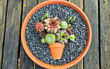 Pretty As A Picture Succulent Planter
