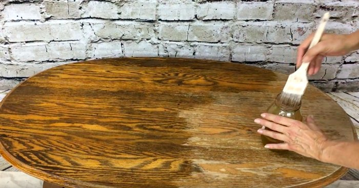 s 18 ways to stain wood, On a Budget Learn How to Stain Wood Using Vinegar