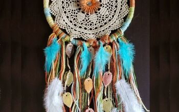 DIY DREAMCATCHER- Dream a Little Dream the Easy Way