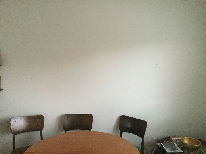 q howto decorate this wall