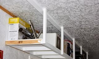 s garage storage ideas, Overhead Garage Storage