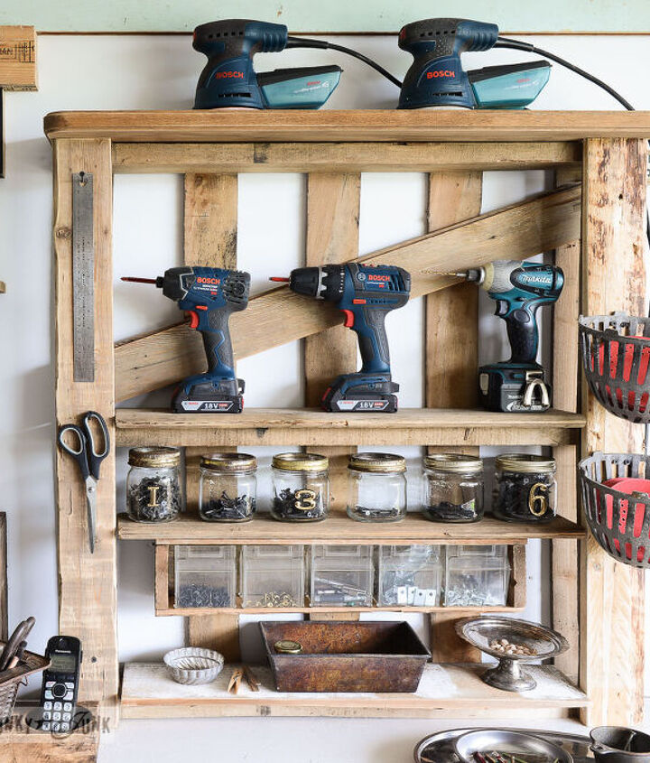 s garage storage ideas, Perfect Power Tools Garage Storage