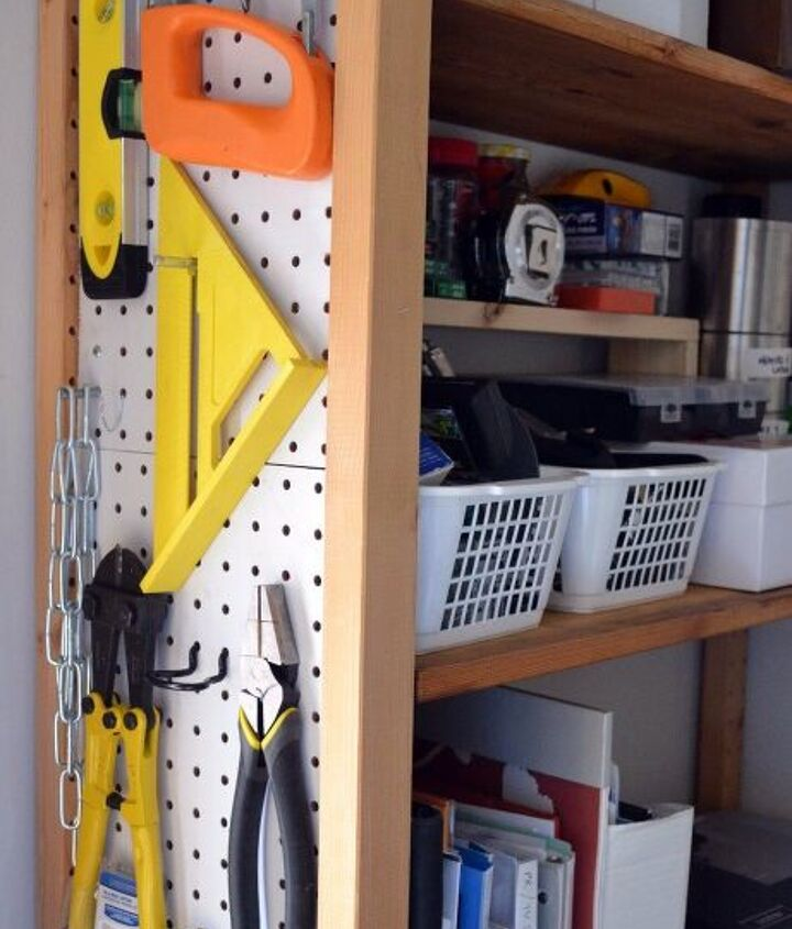 s garage storage ideas, Garage Storage Solutions IKEA Hack