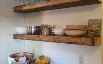 12 Terrific DIY Floating Shelves to Give Your Walls a Lift