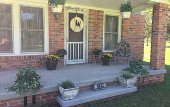 How do I choose plants for my front porch?