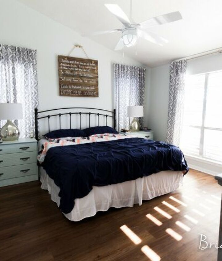 s master bedroom ideas, The New England Master Bedroom