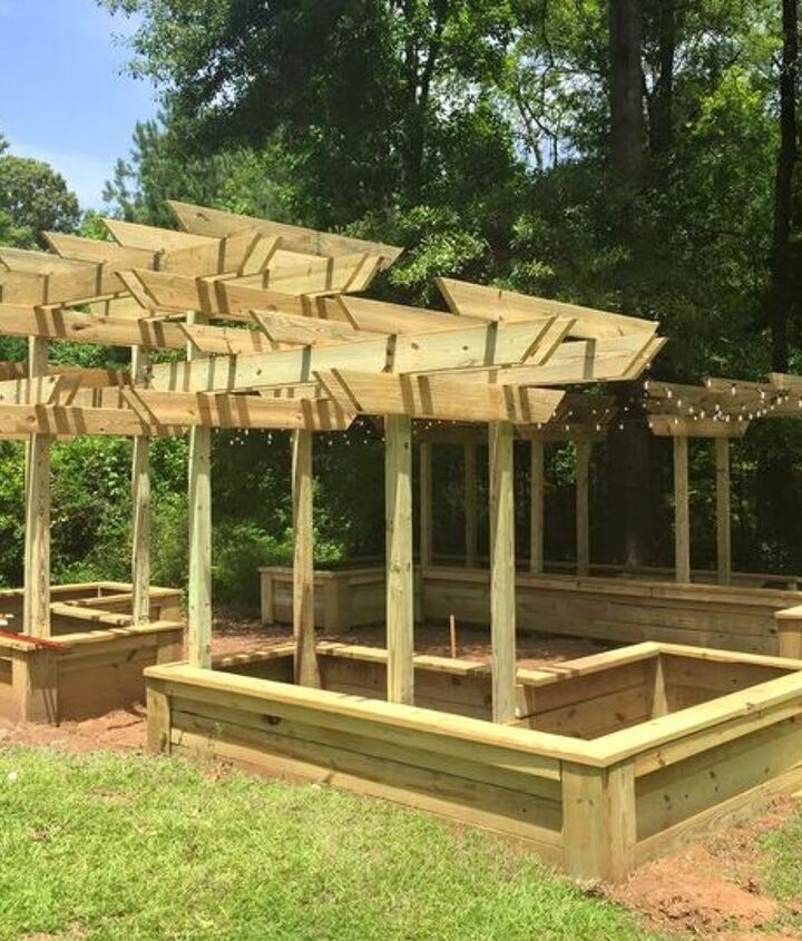 s diy raised garden bed ideas, Raised Beds With Added Zen