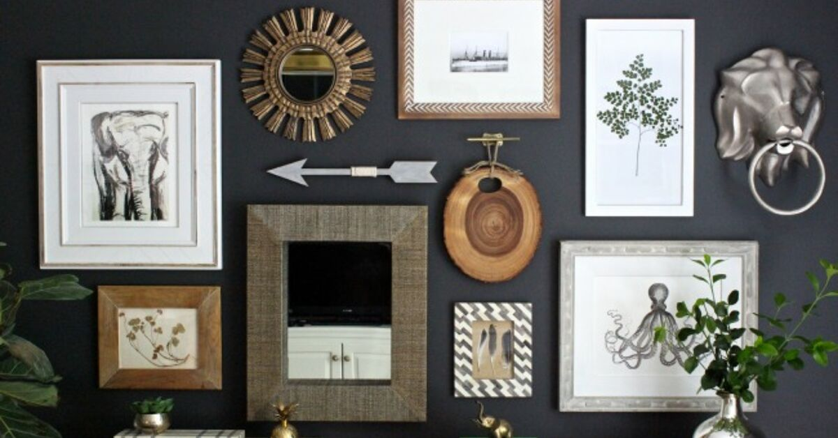 The Best Gallery Wall Ideas Tips And Design Tricks Hometalk