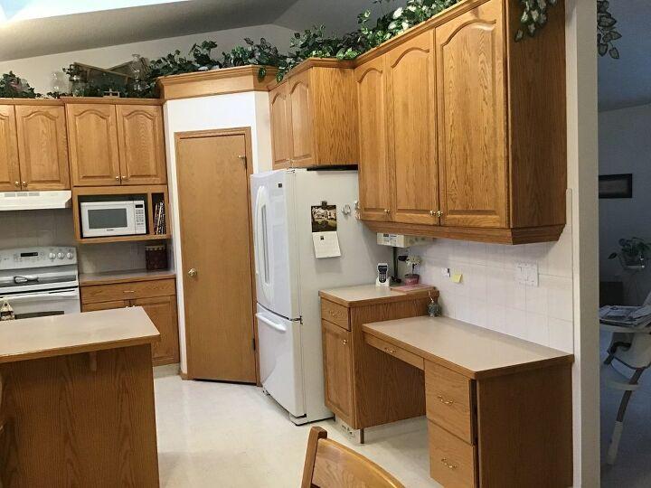 q how do i update my regal oak kitchen