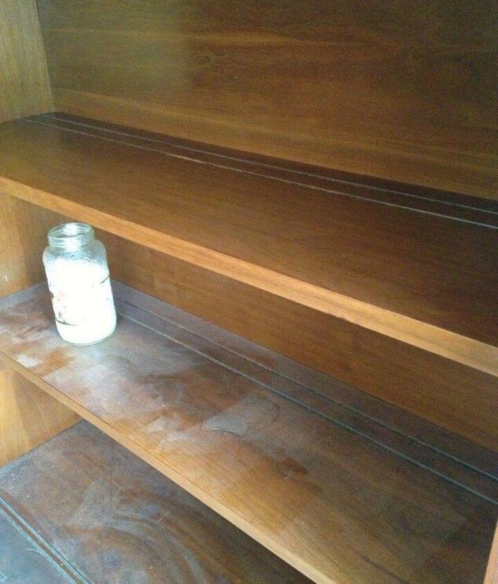 s best ways to clean with vinegar, Oil and Vinegar to Clean Wood Yep