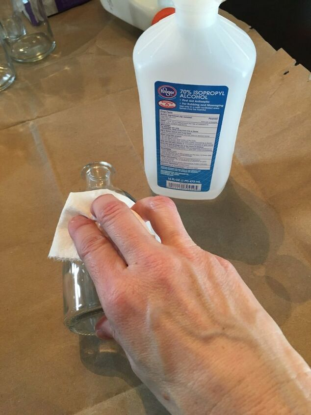 Make Sure the Glass is Clean Before You Begin