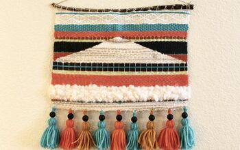 Weaving on a Budget!